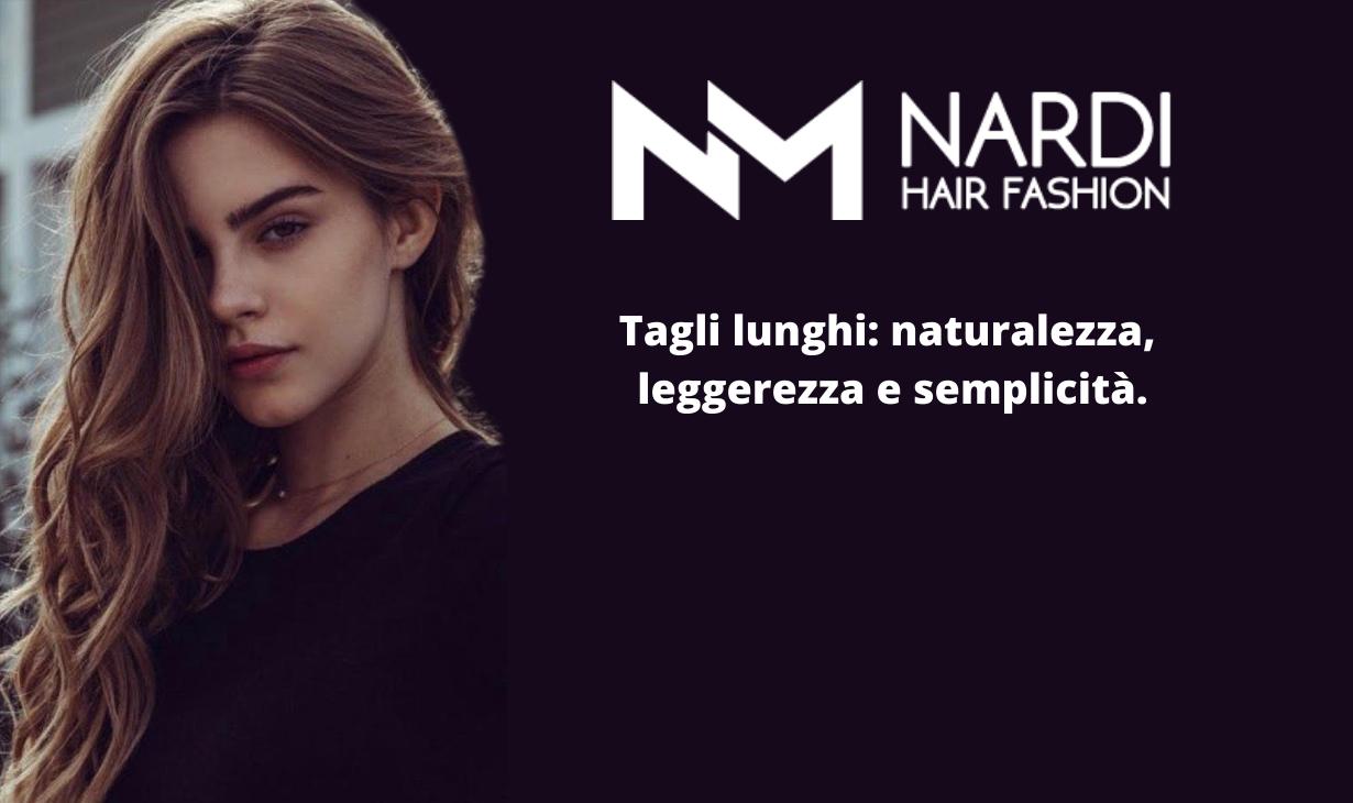 Tagli lunghi: naturalezza, leggerezza e semplicità.